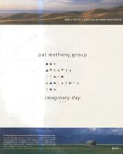 """(HFBK65) POSTER/ADVERT 13X11"""" PAT METHENY GROUP : IMAGINARY DAY"""