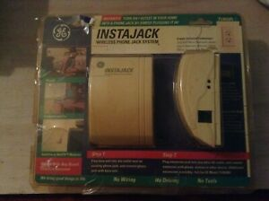 INSTAJACK FOR PHONES (TL96595) WIRELESS PHONE JACK SYSTEM