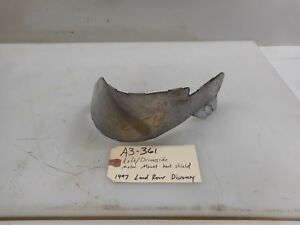 1997 LAND ROVER DISCOVERY LEFT MOTOR MOUNT HEAT SHIELD 4.0 V8