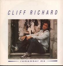 "Cliff Richard(12"" Vinyl P/S)Remember Me-EMI-12 EM 31-UK-1987-Ex/VG"