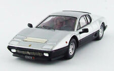 Ferrari 512 BB 1976 Silver / Black 1:43 Model BEST MODELS