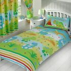 ' Roar Like a Dinosaur' Set Housse de couette simple Neuf literie enfant Doona