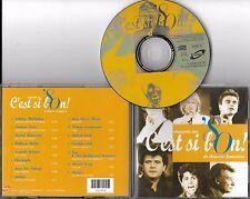 CD COLLECTOR 15T HALLYDAY/DALIDA/LAHAYE/ADJANI/BALAVOINE/IMAGES/MADER/KAAS/FAREL