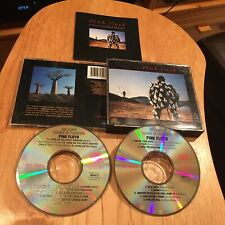 Pink Floyd - Delicate Sound Of Thunder 2CD 90s Aussie press david gilmour camel