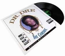Dr. Dre The Chronic Explicit [PA][in-shrink] LP Vinyl Record Album