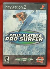 Playstation 2 PS2 Kelly Slater's Pro Surfer Game Activision 2 2002 Rated E 1486