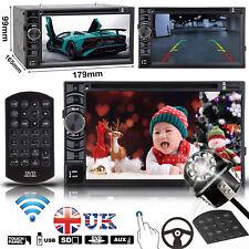 Car Stereo DVD 2DIN Player Radio & Camera For Vauxhall Opel Vivaro/Astra H/Corsa