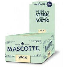 MASCOTTE SPECIAL Rolling Papers 50 booklets (Full Box)