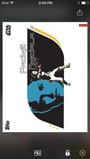 Topps Star Wars Digital Card Trader Blue Battle For Republic Padme Insert Award
