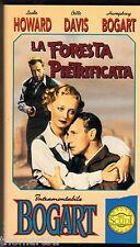 La foresta Pietrificata (1936) VHS MGM Gli Scudi Archie Mayo Humphrey Bogart