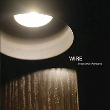 WIRE - NOCTURNAL KOREANS [DIGIPAK] NEW CD