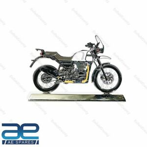 For Royal Enfield Himalayan 411 2d Scale Model White