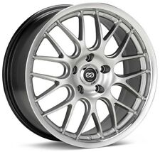 4 Enkei Lusso Wheels Rims 20x9.5 5x120 40mm Hyper Silver/Machined