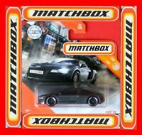 MATCHBOX 2020   AUDI R8   MBX CITY   29/100    NEU&OVP