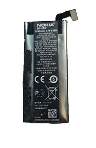 Original Battery BP6EW Fits Nokia Lumia 900 N900 Ace Hydra Replacement 6.8Wh OEM