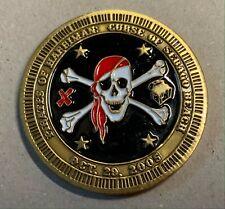 2005 Pirates of Harriman Geocoin - not trackable