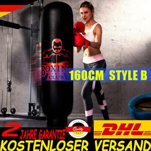 Maxstrength Boxsack Kampfsport strapazierf/ähig 1,5 m UFC freistehend f/ür MMA