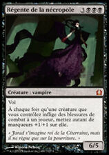 MAGIC Régente de la nécropole / Necropolis Regent RSR VF NM VAMPIRE MYTHIQUE MTG