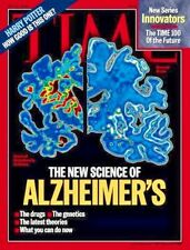 Time Magazine 2000 JULY 17 The New Science Of Alzheimers Harry Potter Innovators