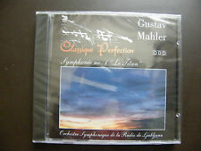 CD GUSTAVE MAHLER - Classique Perfection / Neuf Sous Blister