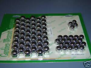 49 50 51 52 53 FORD FLATHEAD 8BA ENGINE ACORN COVER KIT