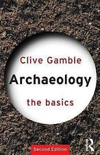 Arechaeology: The Basics (Basics S.)-ExLibrary