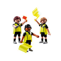 Playmobil Referees Building Set 9824 NEW IN STOCK