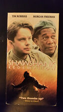 The Shawshank Redemption drama, mystery (VHS, 1995)