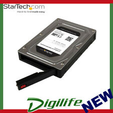 Startech 2.5 to 3.5 inch SATA Aluminum Hard Drive Adapter Enclosure