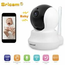 Sricam SP020 Cámara de vigilancia Wireless 720P HD IP Camera Wifi/Ethernet CCTV
