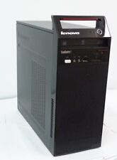 LENOVO THINKCENTRE E73 INTEL  2.9GHZ HDD500GB RAM 4GB WIFI WIN 7 PRO