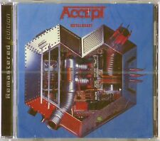 CD-accept-Metal Heart-Nuovo - #a2931