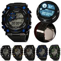 OHSEN LED Watch Sport Quartz Wrist Men Mens Date Digital Waterproof Military New