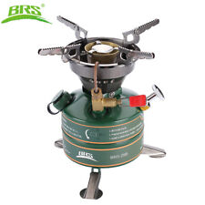 BRS Outdoor Oil&Gas Kerosene Stove Burners Multi Fuel Camping Cooking Stove
