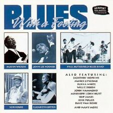 BLUES WITH A FEELING - JESSE FULLER, MUDDY WATERS, MANCE LIPSCOMB - 2 CD NEU