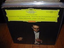 MAAZEL / BRAHMS sinfonie nr 3 ( classical ) dgg stereo BIG TULIP