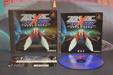 Zanac X Zanac Shmup Sony PLAYSTATION Psx Jap JP Jpn Combined Shipping