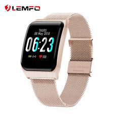 Lemfo F9 Montre Intelligente Etanche Cardiofréquencemètre Podomètre Pour Huawei