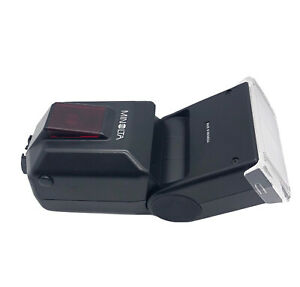 Konica Minolta 3600 HS D Program Speedlight Flash Shoe Mount Maxxum Indonesia