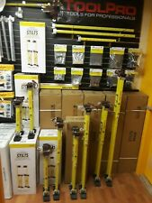 """Tool Pro Drywall Stilt 48"""" to 60"""" Height - NEW"""