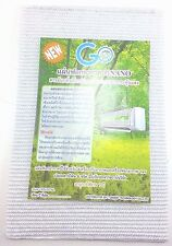 CARBON FILTER NANO  CAN CUT FOR AIR CONDITIONER HOME/OFFICE/ANTIGERMS/DEODORANT