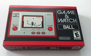 Club Nintendo Game And Watch Ball Brand New US version