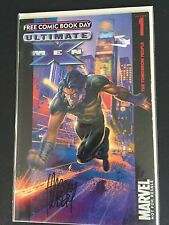 ULTIMATE X-MEN #1 FCBD SIGNED BY ADAM KUBERT W/COA From Dynamic Forces 24/2000