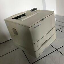 C4119A - HP LaserJet 4000T mit 4MB JetDirect Netzwerkkarte funktioniert tadelos