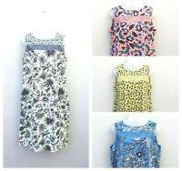 Womens Linen Shift Dress Ex N**T Size 6-18 Petite Regular Tall Lengths RRP £28