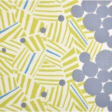 Echino Abstract Birds By The yard cotton Double Gauze print Kokka