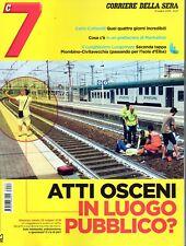 7-Sette 2018 27 Atti osceni,Carlo Cottarelli,Simone Spada,Enzo Bianchi,Caparezza
