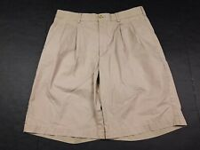Callaway Men's Size 34 Pleated Golf Chino Shorts