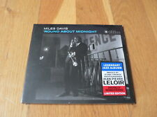 Miles Davis : Round About Midnight - Jean-Pierre Leloir - Jazz Images CD NEW