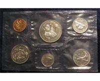 Canada 1970 Prooflike Mint Set.